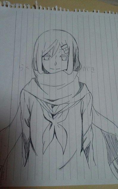 暇なんでカゲプロのアヤノちゃん描いてみったよーの画像(プリ画像)
