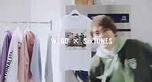 SixTONES💎 WEGO×SixTONESの画像(SixTONES WEGOに関連した画像)