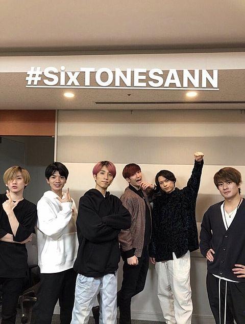 SixTONES オールナイトニッポンサタデースペシャルの画像(プリ画像)