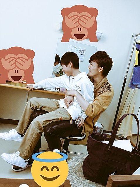 岸洋佑&田口翔大の画像(プリ画像)