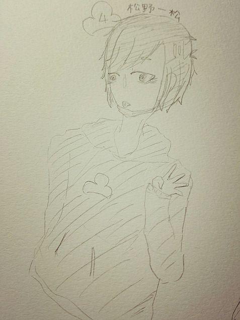 おそ松さん 一松の画像(プリ画像)