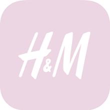 H&M プリ画像