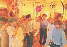 BTSフルメンバーの画像(バーに関連した画像)