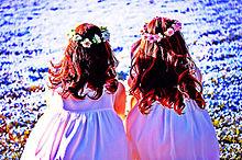flower girls プリ画像