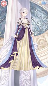 ミラクルニキトータルコーデ ルネサンスの美(紫)の画像(コーデに関連した画像)