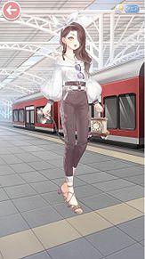 ミラクルニキトータルコーデ レトロファッション プリ画像
