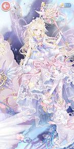 ミラクルニキトータルコーデ 魔女のモモリ プリ画像
