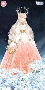 ミラクルニキトータルコーデ 聖夜に咲く華 プリ画像