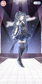 ミラクルニキトータルコーデ 夜明けの先(青) プリ画像