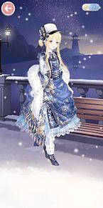 ミラクルニキトータルコーデ 薔薇色の旅(青) プリ画像