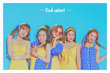 red velvet ちょっと詳細の画像(かわいい/韓国/オルチャンに関連した画像)