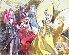 悪ノ王国の画像(プリ画像)