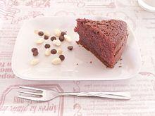 チョコケーキ[保存は♡ポチっ!]の画像(バックに関連した画像)