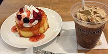 key'Cafe'の食べ物の画像(飲み物に関連した画像)