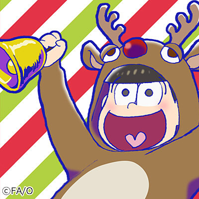 十四松 クリスマス 保存\u003dぽちの画像(プリ画像)