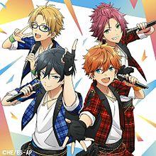 あんスタ アニメ主題歌CD発売!の画像(CDに関連した画像)