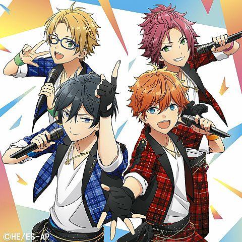 あんスタ アニメ主題歌CD発売!の画像 プリ画像