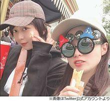 橋本環奈 上白石萌歌の画像(#ディズニーに関連した画像)