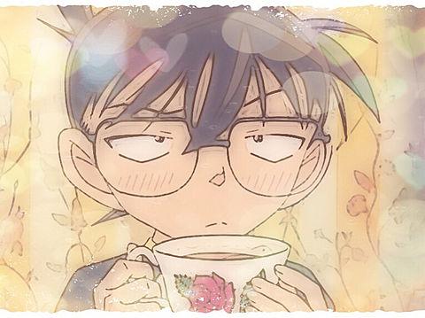 かわいいコナン…(♥ω♥*)の画像(プリ画像)