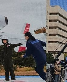 新垣結衣 ガッキー ジョギング コードブルーの画像(新垣結衣に関連した画像)