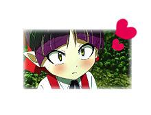 ゲゲゲの鬼太郎 子猫娘 プリ画像
