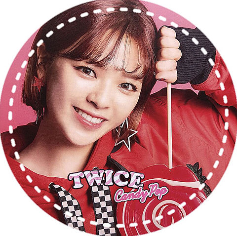TWICE ナヨンの画像(プリ画像)