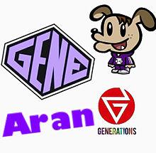 GENERATIONSロゴ 亜嵐くんVer.の画像(generations ロゴに関連した画像)