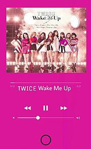 初登場wWake Me Up!のミュージック再生中風#気軽にいいの画像(ミュージックに関連した画像)