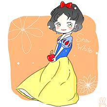 白雪姫の画像(イラスト ディズニー 白雪姫に関連した画像)