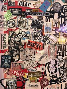 ストリート壁 ステッカーの画像(ホムペに関連した画像)