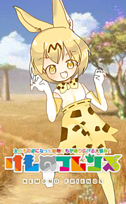 けものフレンズ  サーバルの画像(サーバルに関連した画像)
