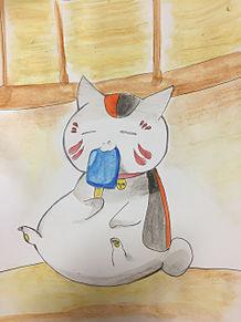 にゃんこ先生の画像(夏目友人帳に関連した画像)