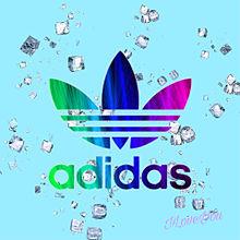 adidasペア画の画像(壁紙 シンプルに関連した画像)