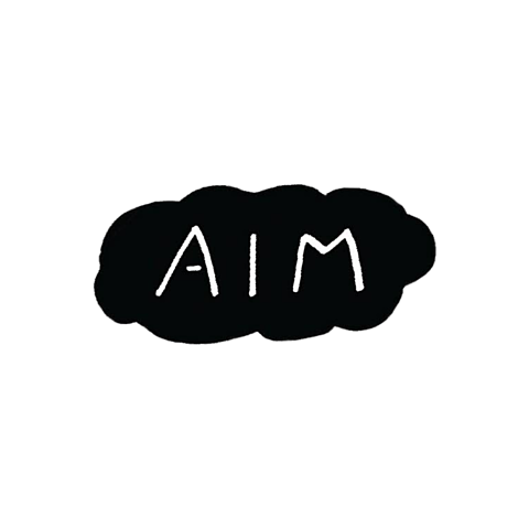 AIM 背景透過☁︎の画像 プリ画像