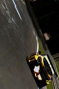 GT6 ルノーメガーヌ ケータイ壁紙用の画像(ニュルブルクリンクに関連した画像)