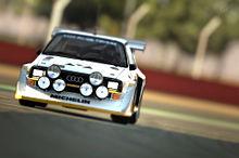 GT6 クワトロラリーカーの画像(グランツーリスモに関連した画像)