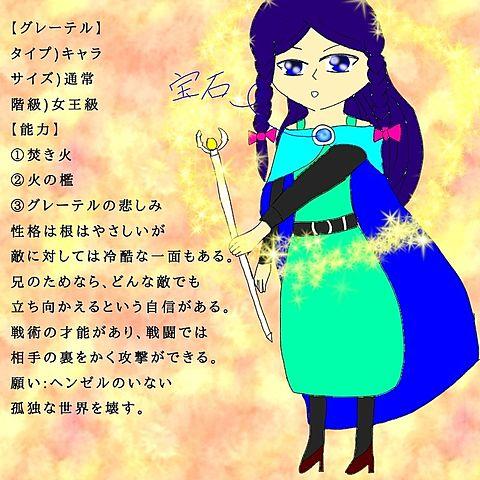 女王級オリキャラ失礼します!(能力の詳細等は説明で!)の画像 プリ画像