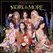 TWICE             more and moreの画像(andに関連した画像)