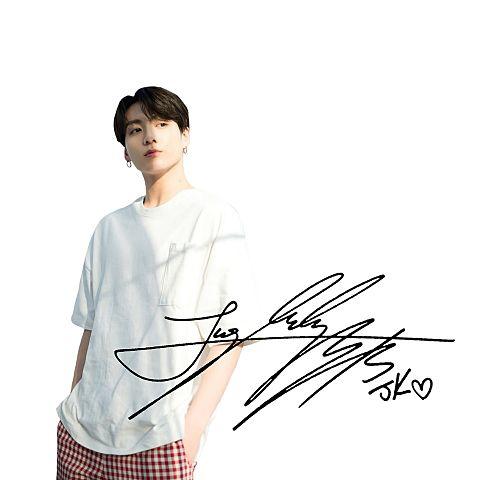 BTSサインの画像(プリ画像)