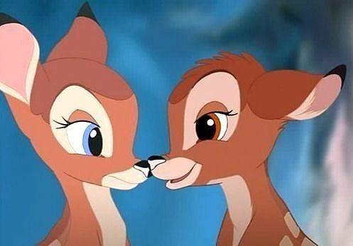 バンビとファリーン