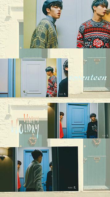 seventeen♡home♡MV♡壁紙♡2の画像(プリ画像)