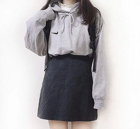 韓国ファッションの画像 プリ画像