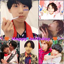 ♡らくちゃん♡Happy  birthday♡ プリ画像