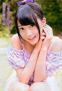 AKB48木崎ゆりあちゃん プリ画像