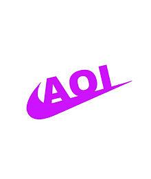 ナイキ ロゴ入れ アオイ(AOI)の画像(ロゴ入れに関連した画像)