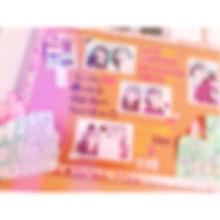 誕生日コルクボードの画像(プリ画像)