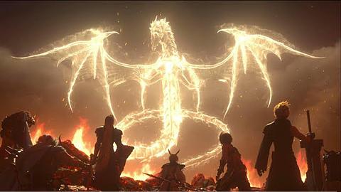 神竜争闘戦の画像(プリ画像)