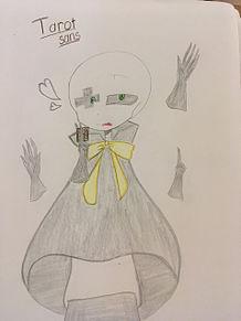 Tarot sans君描かせていただきました( 。∀ ゚)の画像(オリサンズに関連した画像)