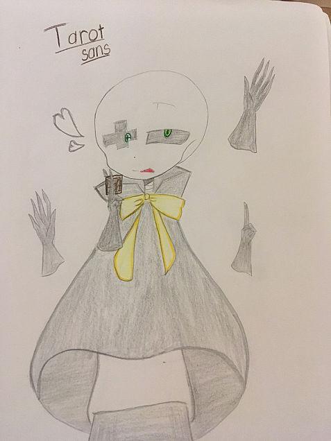 Tarot sans君描かせていただきました( 。∀ ゚)の画像(プリ画像)