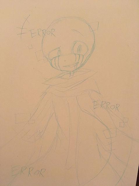 error君 下書きの画像(プリ画像)